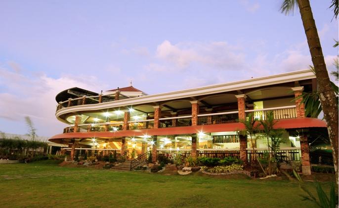 Haciendas De Naga Clubhouse