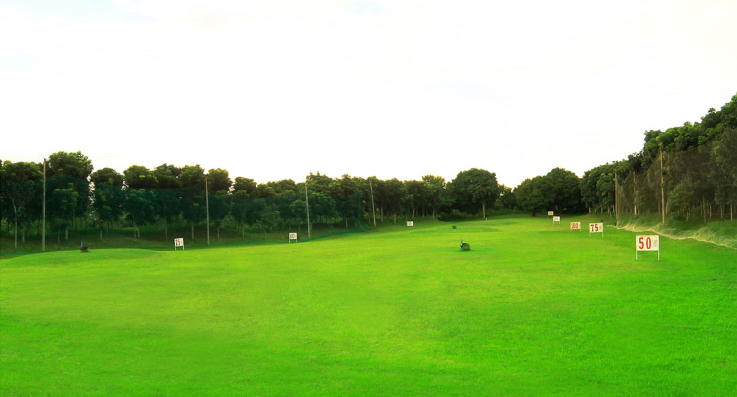naga city golf driving range