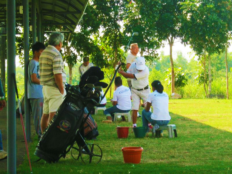 golf driving range haciendas de naga