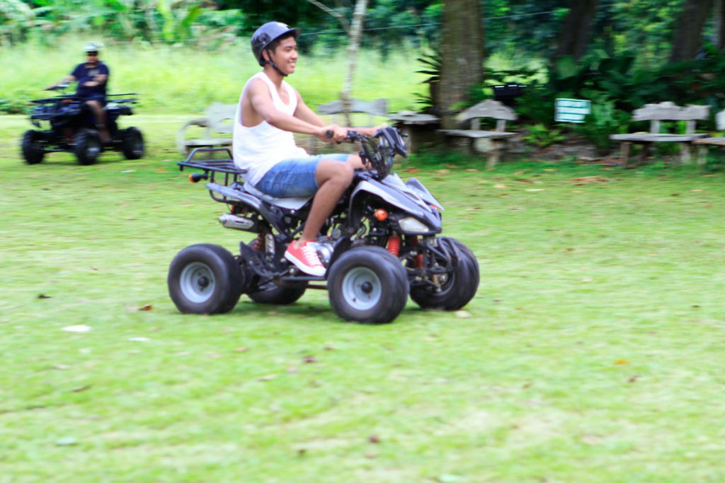 Naga City ATV Ride at Haciendas De Naga