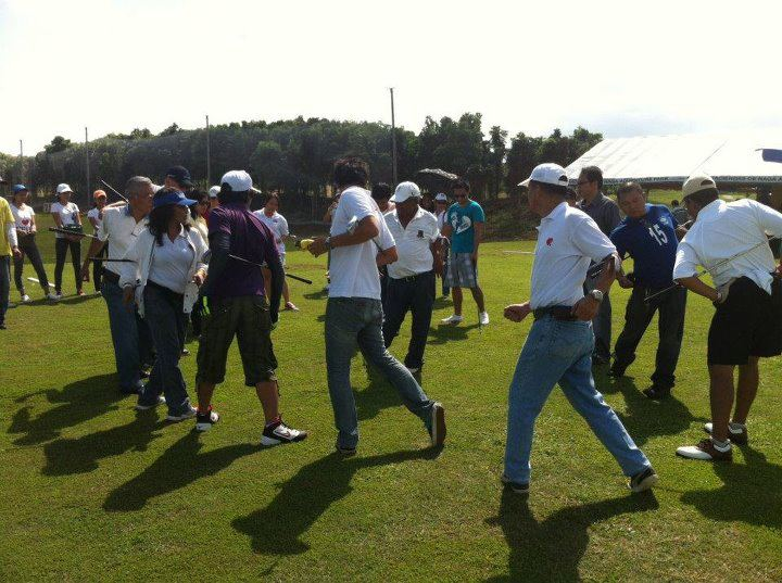 Naga Golf Tournament Activity
