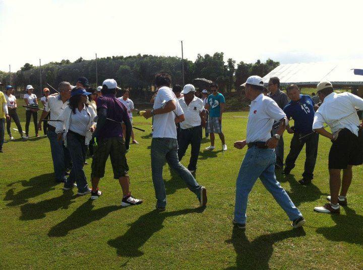 Naga Golf Tournament Activity