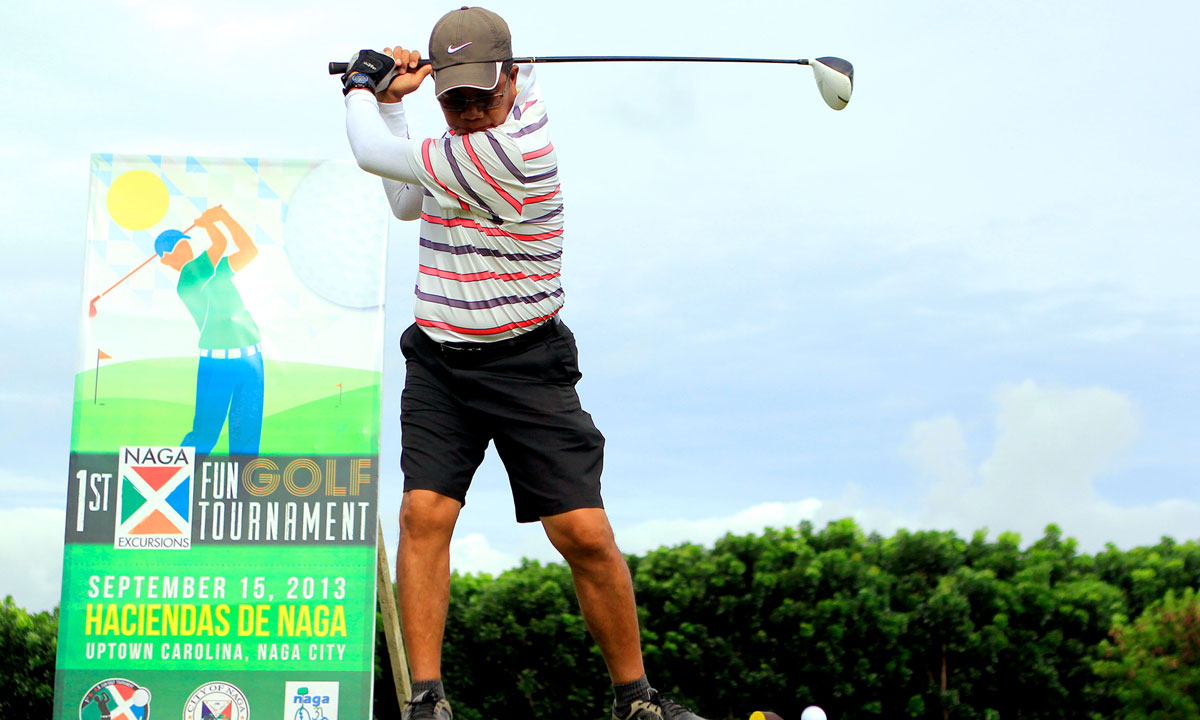 Naga Golf Tournament at Haciendas De Naga