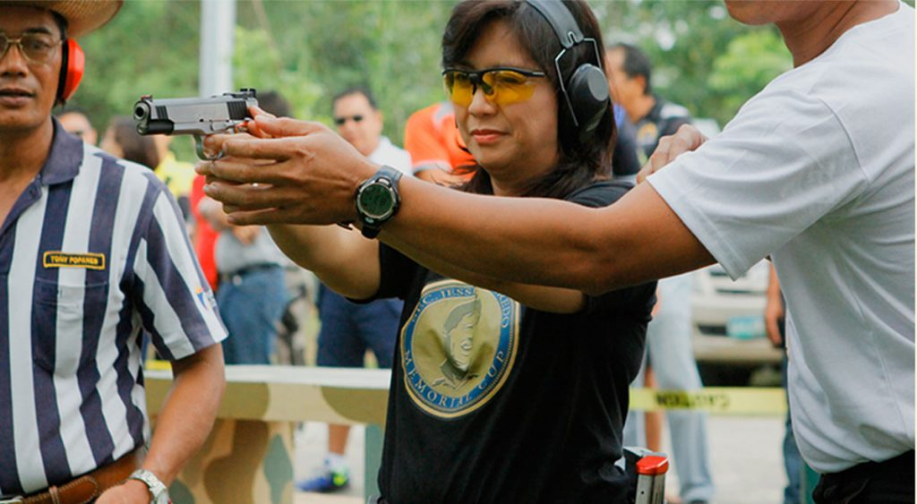 Naga City firing range