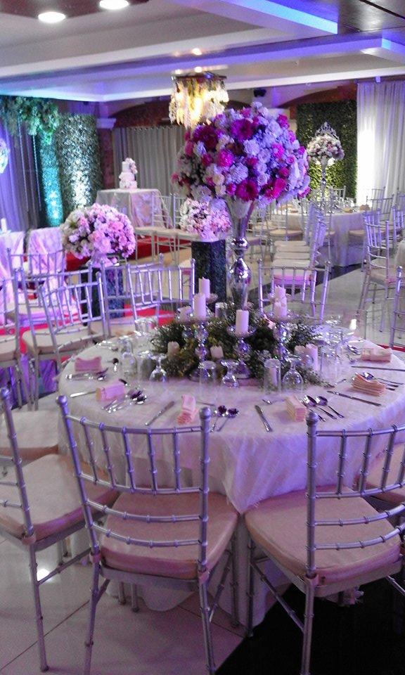 haciendas de naga indoor wedding