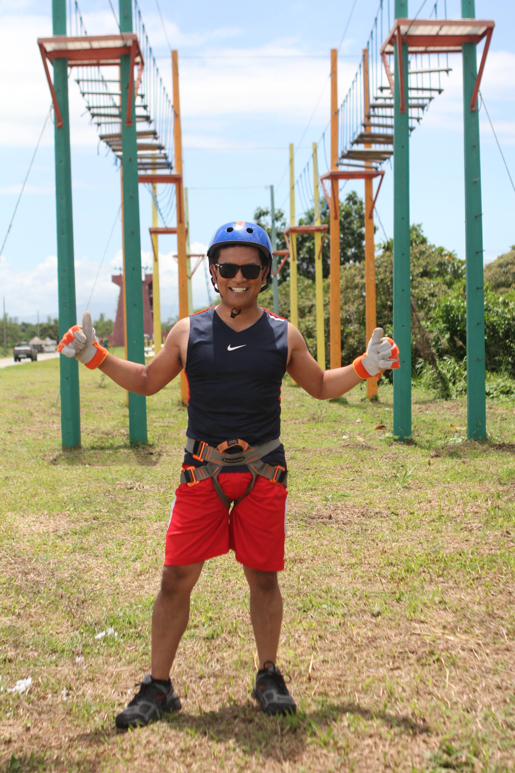 haciendas de naga obstacle course