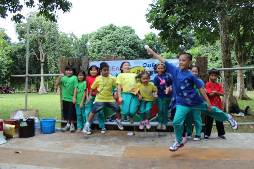 team building for kids at haciendas de naga