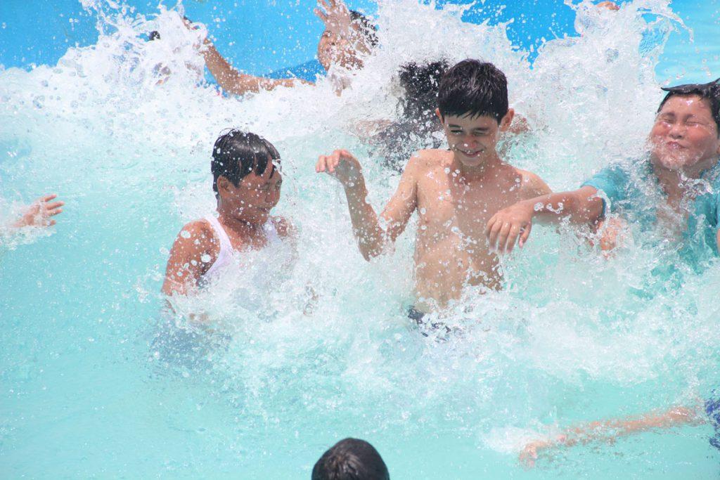 wave pool naga
