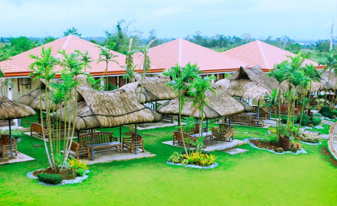 Haciendas De Naga Accommodation