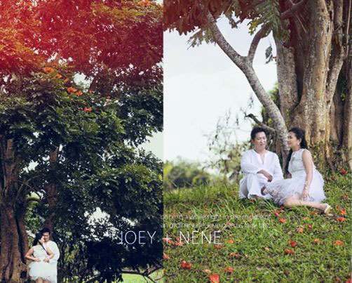 Naga City prenup shoot