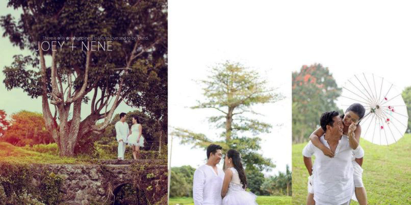Prenup in Naga at Haciendas De Naga
