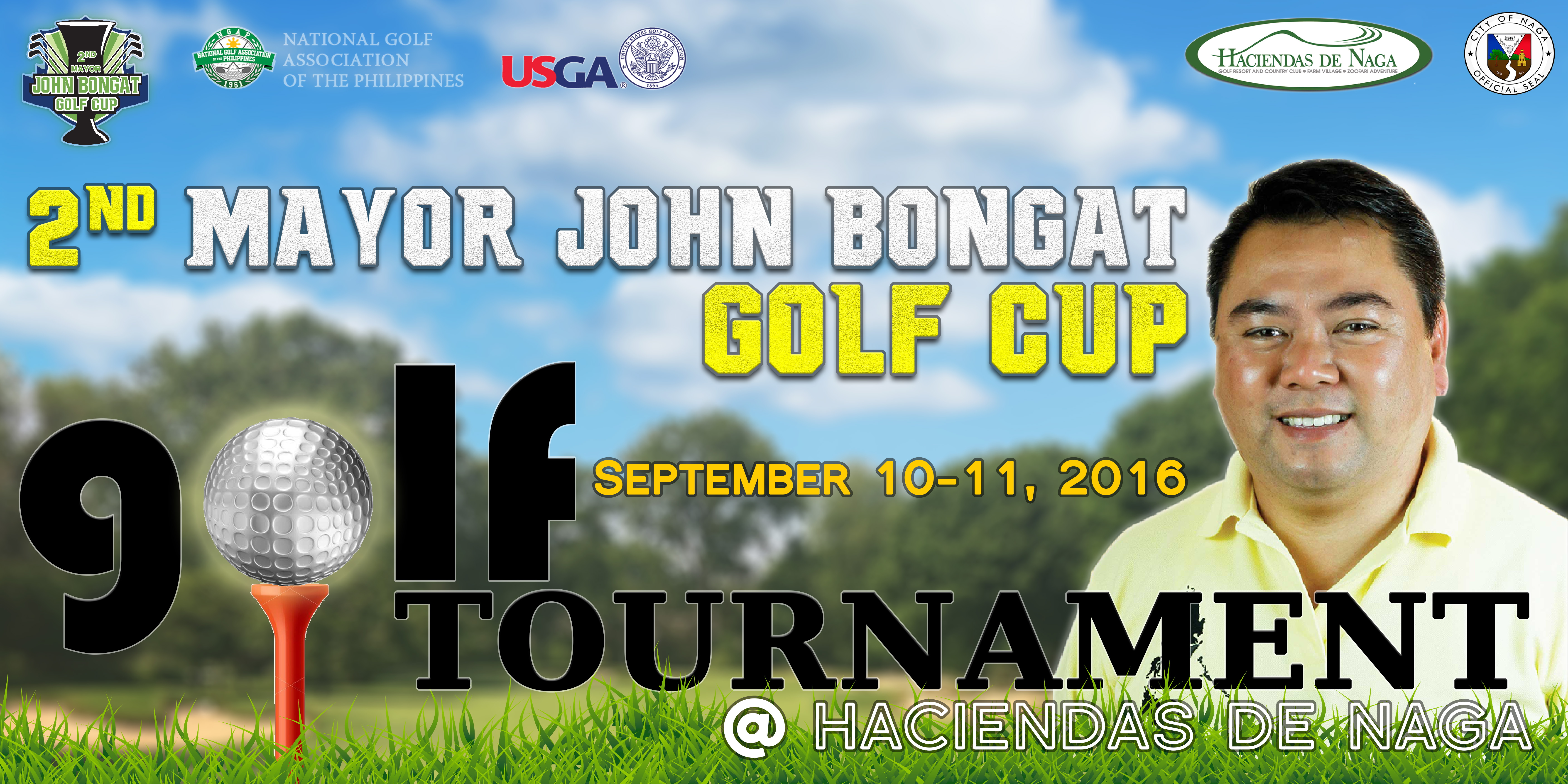 2nd Mayors Cup Golf Tournament Haciendas De Naga Resort Naga city