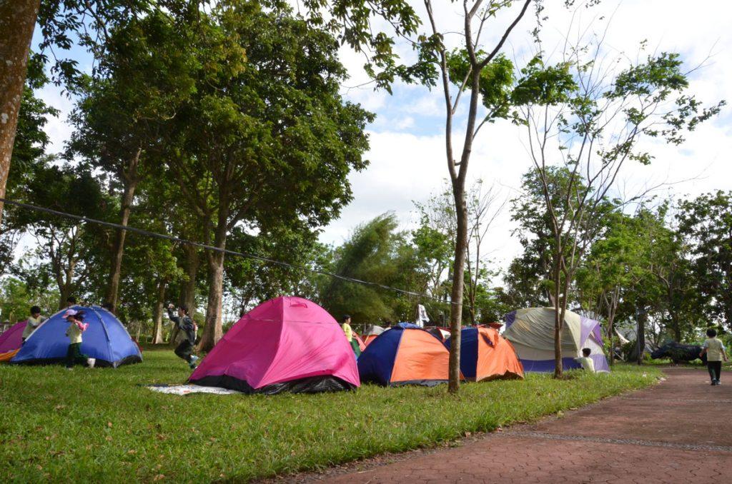 haciendas de naga camping