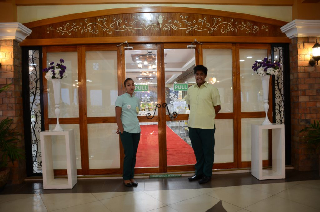 maliene's hall entrance