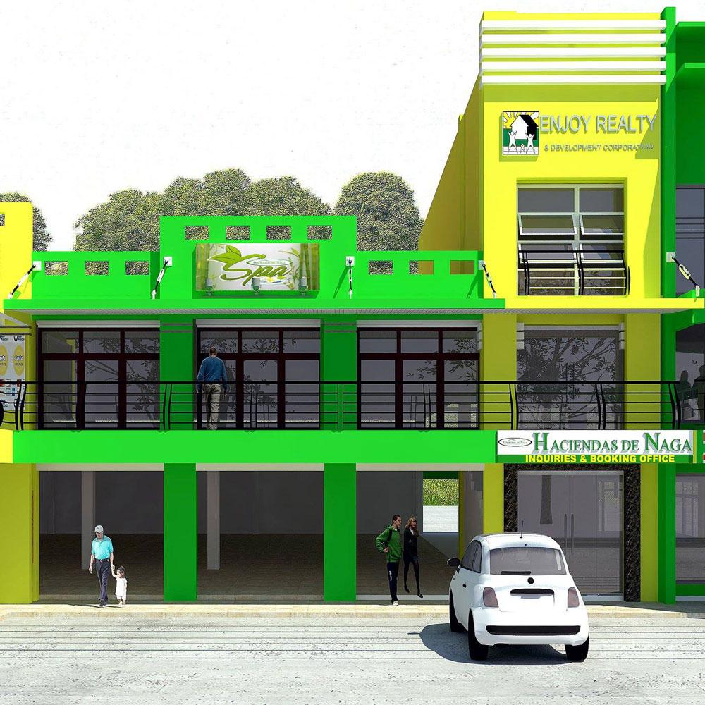 haciendas de naga spa aman corporate center