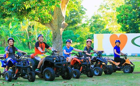 Haciendas De Naga ATV Ride