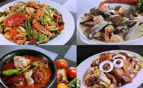 Haciendas De Naga Food