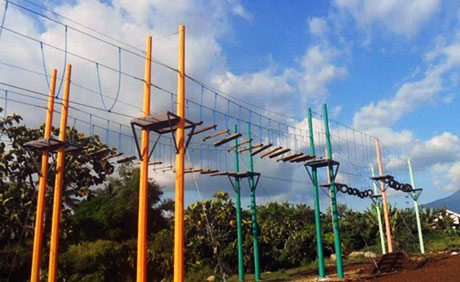 High Ropes Adventure Park