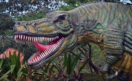 Haciendas De Naga Jurassic Park