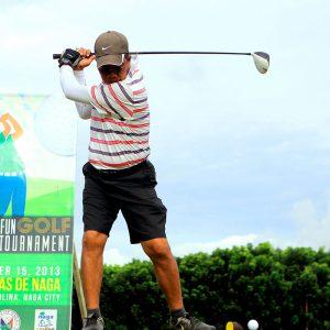 Golf Tournament Naga