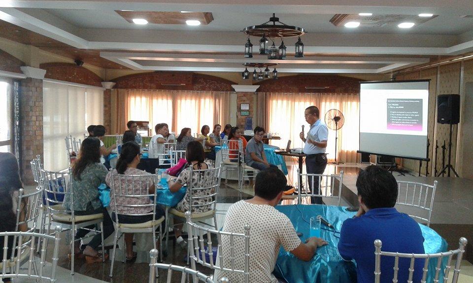 Enjoy Realty and Development Corporation Sales Orientation Seminar